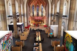 digitalChurch Verein digitalHUB Aachen coworking