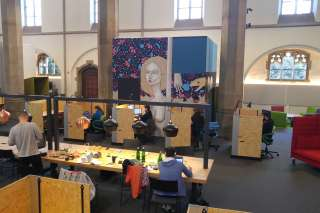 CoWorking im digitalHUB Aachen