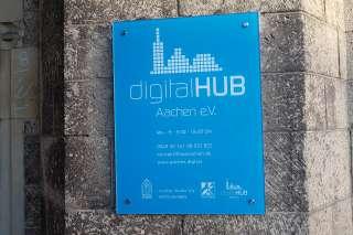 Öffnungszeiten digitalHUB Aachen