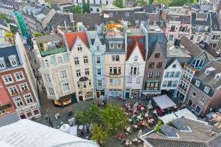 Münsterplatz Aachen