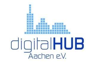 Verein digitalHUB Aachen Logo