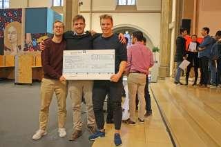 Ericsson Ideathon 2018Ideathon in Kooperation mit Ericsson Eurolab und dem digitalHUB Aachen