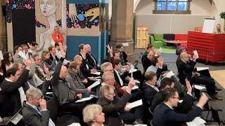 Mitgliederversammlung digitalHUB Aachen