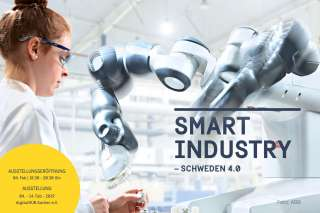 Smart Industry Schweden 4.0