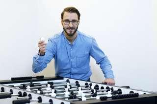 Andreas Dreger, Foto: Peter Winandy, Kicker, Startup, eLearning