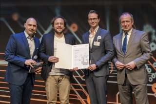 DEU, Berlin, 14.05.2019, Gründerwettbewerb Digitale Innovationen Preisverleihung, Wettbewerbsrunde 2/2018, [ (c) Wolfgang Borrs, www.borrs.de, info@borrs.de ]