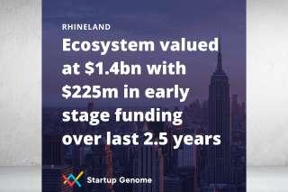 GSER Startup Genome 2019