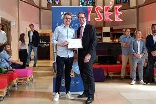 Sparkasse Polarstern HUB-Stipendium digitalHUB Aachen
