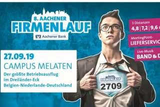 Aachener Firmenlauf 2019
