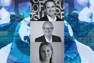 Dr. Oliver Grün, Markus Bau, Nina Lessenich