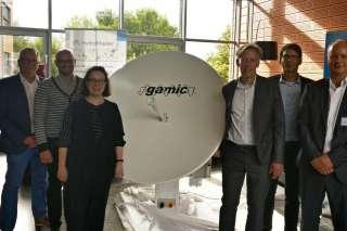 Regenradar Kisters Stadt Aachen Gamic digitalHUB