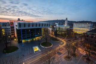 RWTH Aachen University Smart City
