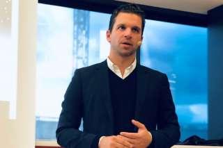 Sebastian Pollok, Mitgründer von Amorelie