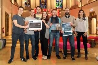 Hackathon des Medienhaus Aachen Best Overall