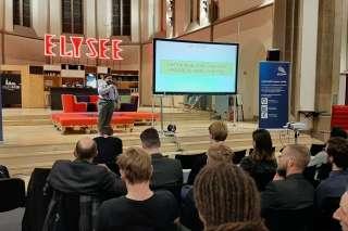 Meet the Startups Keynote