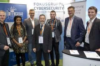 Fokusgruppe Cybersecurity auf dem IT-Sicherheitstag in Hagen