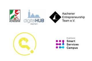 Logos Meet the Startups