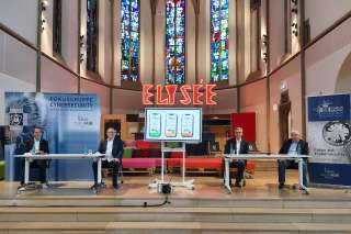 Pressekonferenz Konzeptpapier Fokusgruppe Cybersecurity im digitalHUB Aachen e.V.
