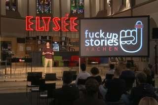 Raphael Allstadt tl;dv Fuck up Stories Aachen Startup Edition