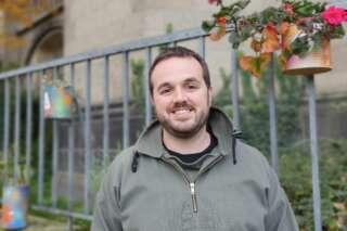 Mark Kznaric, Ansprechpartner von der Suchthilfe Aachen
