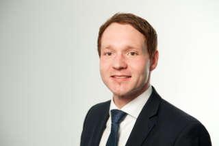 Christian Laudenberg, Geschäftsführer der GründerRegion Aachen