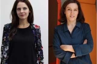 Dr. Miriam Zeichner und Petra Grossmann (© www.Thomas-Langens.de)