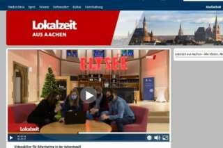 Beitrag Lokalzeit Aachen #zusammensindwirweihnachten