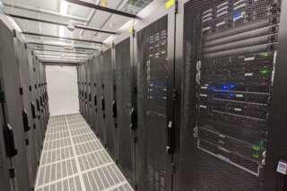 Serverraum bei RelAix