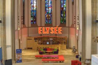 Elysee Bar in der digitalCHURCH Aachen