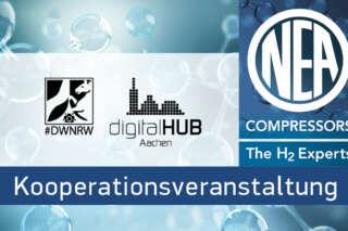 Kooperationsveranstaltung Neuman Esser digitalHUB Aachen