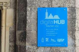 Öffnungszeiten digitalHUB Aachen digital church digitalCHURCH Digitalisierungszentrum