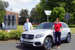 Alexander und Stefanie Peters, NEA Group